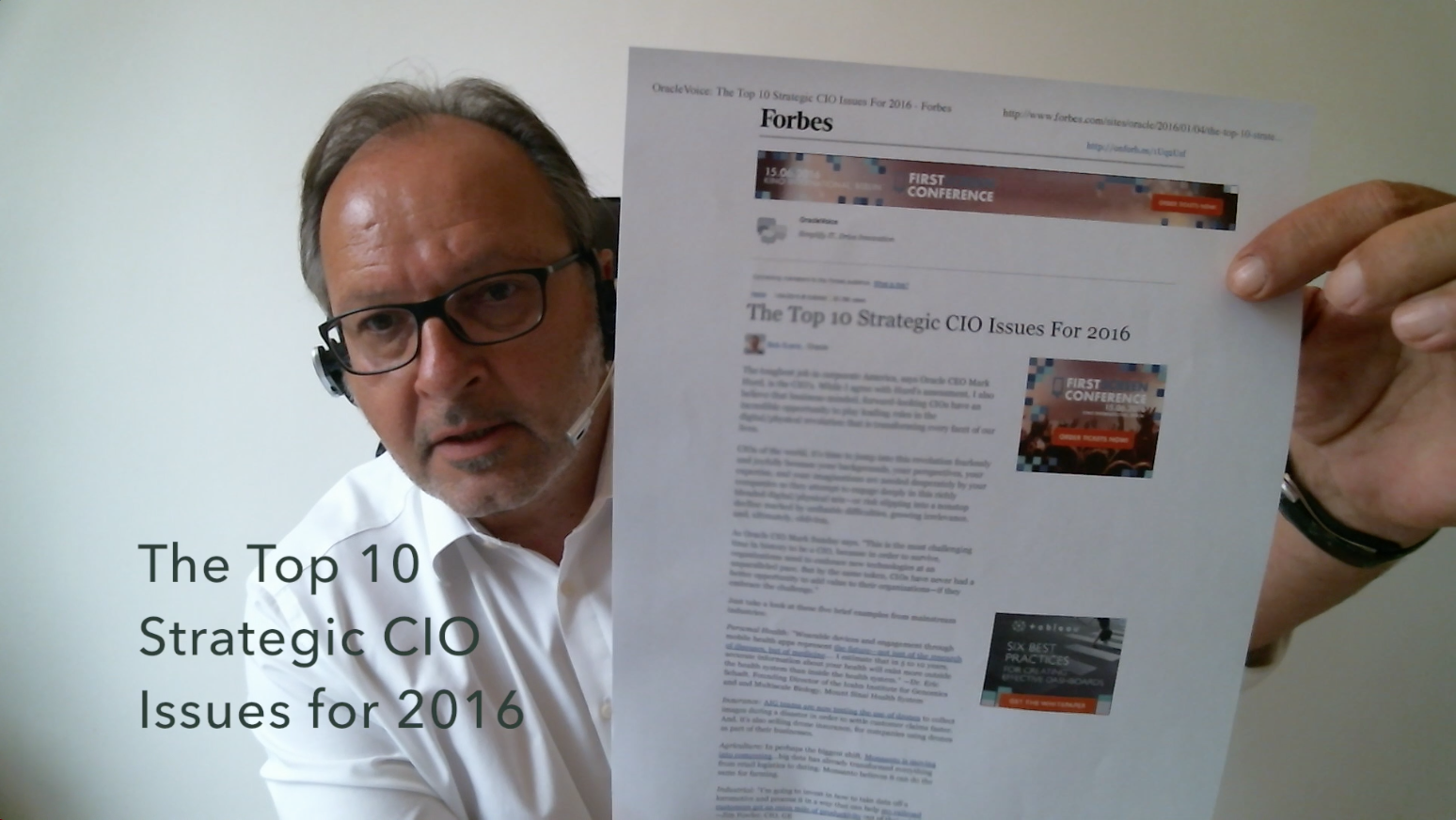 Blog Beitrag 10 Issues